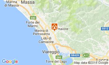 Mappa Camaiore Villa  110506