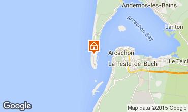 Mappa Cap Ferret Villa  9371