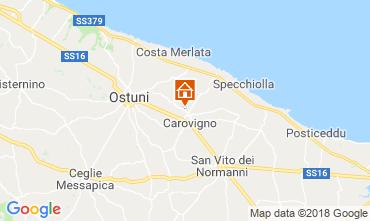 Mappa Ostuni Villa  63775