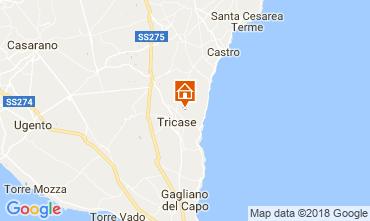 Mappa Tricase Villa  115840