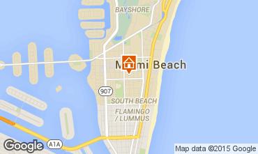 Mappa South Beach Appartamento 5334
