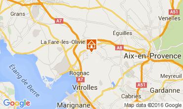 Mappa Marsiglia Villa  80278