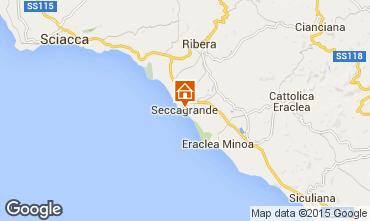 Mappa Ribera Villa  22650