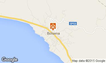 Mappa Bolsena Appartamento 79320