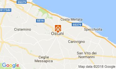 Mappa Ostuni Appartamento 115528