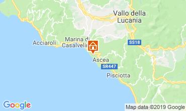 Mappa Ascea Appartamento 17310