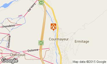 Mappa Courmayeur Appartamento 80476