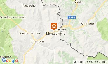 Mappa Monginevro Monolocale 112352