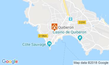 Mappa Quiberon Casa 117116