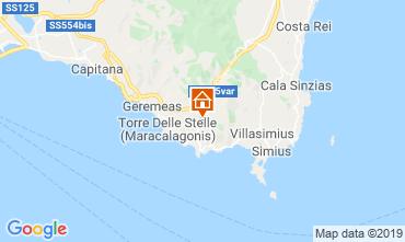 Mappa Villasimius Villa  59840