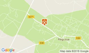 Mappa Régusse Casa 114148