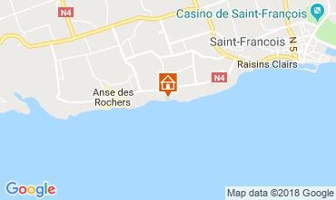 Mappa Saint Francois Villa  102539
