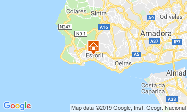 Mappa Cascais Villa  97072