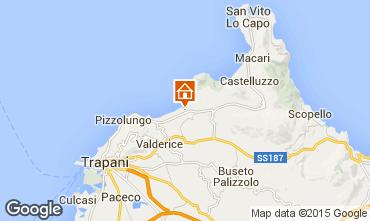 Mappa Trapani Appartamento 45455