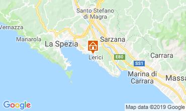 Mappa Lerici Appartamento 47626