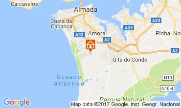 Mappa Lisbona Villa  78951