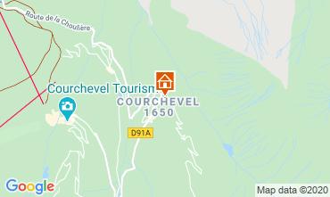 Mappa Courchevel Appartamento 1084