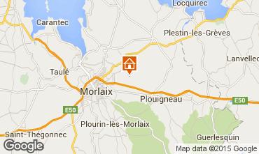 Mappa Morlaix Agriturismo 75696