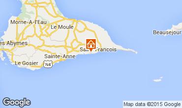 Mappa Saint Francois Appartamento 82066