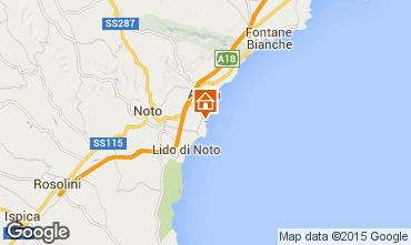 Mappa Avola Casa 88860
