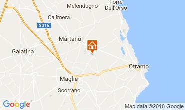 Mappa Otranto B&B 115402