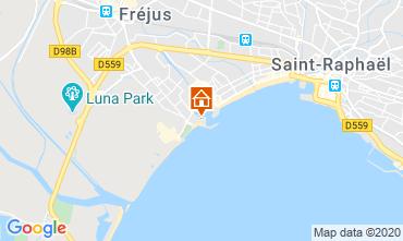 Mappa Fréjus Monolocale 78950