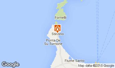 Mappa Stintino Appartamento 71233