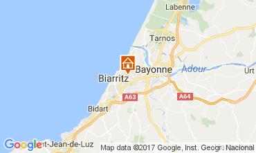 Mappa Biarritz Casa 88875