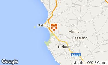 Mappa Gallipoli Casa 103257