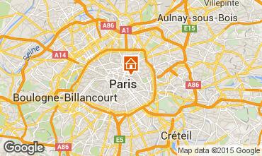 Mappa PARIGI Appartamento 70386