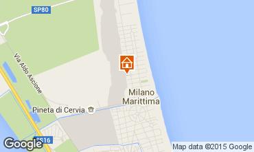 Mappa Milano Marittima Appartamento 85652