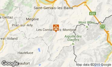 Mappa Les Contamines Montjoie Monolocale 35075
