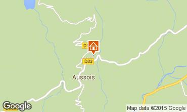 Mappa Aussois Appartamento 73771
