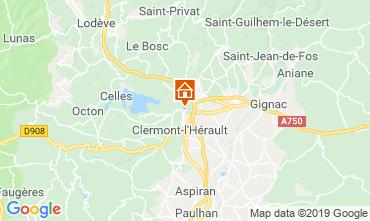 Mappa Montpellier Casa 11934