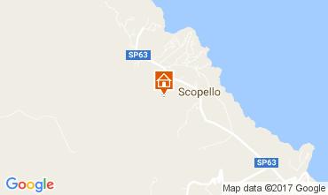 Mappa Scopello Villa  101142