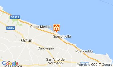Mappa Ostuni Villa  85084