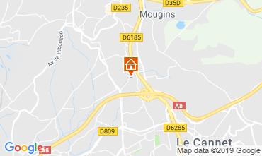 Mappa Mougins Villa  113759