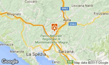 Mappa La Spezia Appartamento 79805