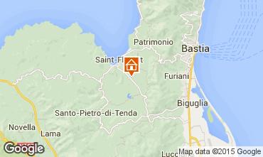 Mappa Saint Florent Villa  90096