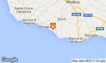 Mappa Donnalucata Appartamento 102083