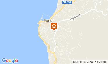Mappa Forio Appartamento 71588