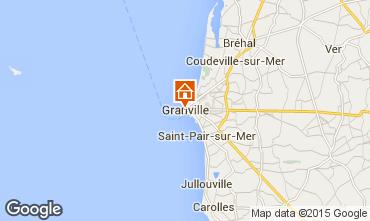 Mappa Granville Appartamento 86892