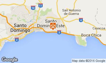 Mappa Santo Domingo Agriturismo 96737