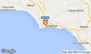 Mappa Sciacca Appartamento 62083