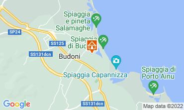 Mappa Budoni Appartamento 64526