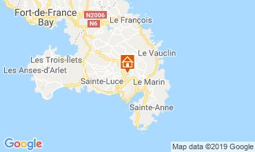 Mappa Sainte Luce Appartamento 114516
