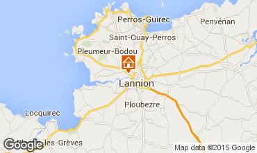 Mappa Lannion Monolocale 11735