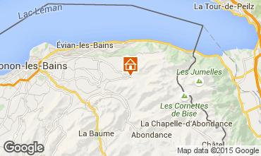 Mappa Bernex Appartamento 15241
