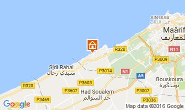 Mappa Casablanca Appartamento 106856