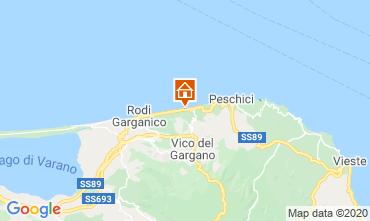 Mappa San Menaio Appartamento 101780